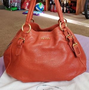 135f8ee668 Women s Prada Milano Handbags Price on Poshmark